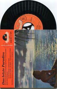 EP Das letzte Paradies (Soundtrack) (Polydor 20 308 EPH) D 1960