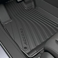 2018-2020 HONDA ACCORD OEM ALL SEASON MATS 08P17-TVA-100