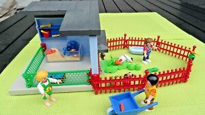 Playmobil Kleintieranlage......Meerschweinchen, Hasen.....kostenloser Versand