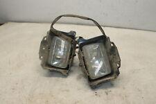 New listing 00-02 Honda Rancher 350 Trx350Te Es Front Right Left Head Lights Lamps Headlight