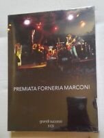 Premiata Forneria Marconi Grandi Successi 3 CD Cofanetto Nuovo Box Best OF PFM I