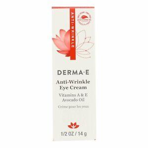 Derma E - Anti - Wrinkle Vitamin A Eye Creme - 0.5 oz ( Pack of 1 )
