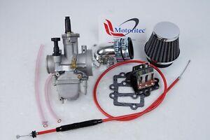 fits Polaris Predator 90 2T ATV Racing PWK 30mm Carburetor kit 2001 - 2006 TW