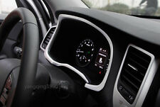 Interior Console Dash Panel Frame Trim For Hyundai Tucson 2016 2017