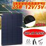 9 IN 1 25W Pannello Solare Caricabatterie Kit per Auto Rv Barca Roulotte