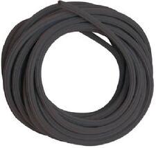 "Slide-Co P 7602 780' 15 lb .230 15/64"" Black Patio Vinyl Screen Spline Gasket"