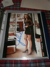 """JULIA ROBERTS SIGNED """"ERIN BROCKOVICH""""SIGNED PHOTOGRAPH"""