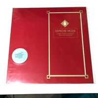 """Depeche Mode - Everything Counts + Live Tracks German 12"""" Rare Clear Vinyl 1993"""