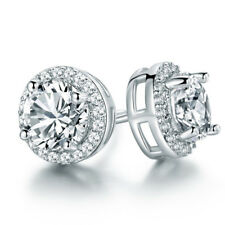 European Style Pear Shaped Natural White Fire Topaz Gems Silver Hook Earrings