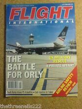 FLIGHT INTERNATIONAL - ORLY - 20 July 1994
