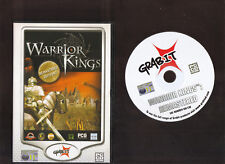 WARRIOR KINGS REMASTERED EDITION. SUPERB REAL TIME STRATEGY/WAR GAME FOR THE PC!