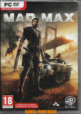 MAD MAX / PC Windows / NUOVO ITALIANO