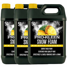 SNOW FOAM CAR SHAMPOO WAX VEHICLE WASH VALET BODY CLEANING SHINE PRESSURE WASHER