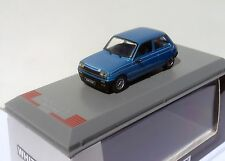 Renault 5 Alpine Año Fabricación 1976 azul 1 43 Whitebox