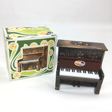 Vintage Miniature Piano Pencil Sharpener  Play Me Made In Spain 969 with Box