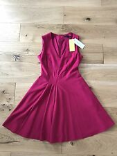 KAREN MILLEN DRESS, PINK, BRAND NEW WITH TAGS, RRP £170, WEDDING/PROM, SIZE 10