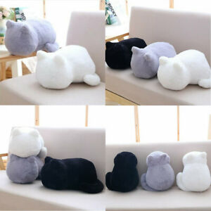 Cat Cartoon Cushion Plush Stuffed Throw Pillow Toy Doll Home Soft Toy Gift Home