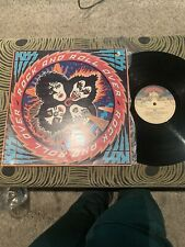Kiss Rock And Roll Over Original Casablanca OZ EX