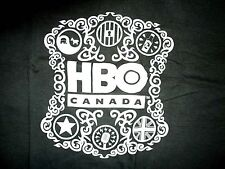 * HBO HOME BOX OFFICE Canada * BRAND NEW T Shirt XL Authentic