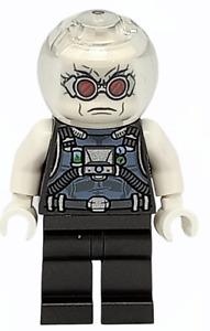 sh662 Minifigs Mr Freeze LEGO® Super Heroes 76160