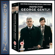 INSPECTOR GEORGE GENTLY -COMPLETE SERIES 1 2 3 4 5 6 7 & 8 *BRAND NEW DVD BOXSET