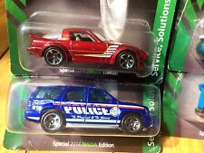 NEW ! HotWheels by Mattel (Ford, Sling Shot, Mazda RX-7, Chevy Tahoe,