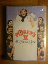 FILM-DVD- PORKY'S II - IL GIORNO DOPO - IN ITALIANO NUOVO INCELLOPHANATO