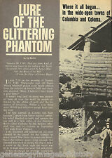 Lure of the Glittering Phantom-Sutter's Mill, Coloma
