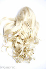 "21"" Long Wavy Claw Clip Clip-in-Extencions Hair Pieces Available in 28 Colors"