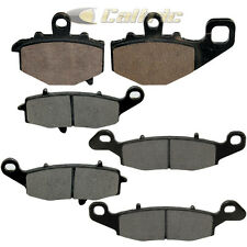 FRONT & REAR BRAKE PADS FITS KAWASAKI EX650 NINJA 650 ABS 2012-2016