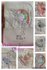 * NEW* WATCH ME GROW Beautiful Baby Infant Hooded BathTowel/Robe Various Designs