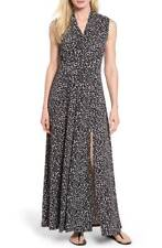 MICHAEL Michael Kors Slit Maxi Dress P/M MSRP $140.00