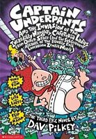 Captain Underpants and the Invasion of the Incredibly Naughty Cafeteria...