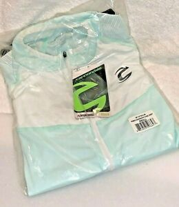 Nwt Cannondale W Small Performance Classic Cycling Jersey White 5F127L/LIN New