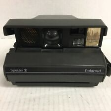 Vintage Retro Polaroid Spectra 2 Camera Working
