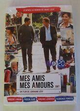 DVD MES AMIS MES AMOURS - Vincent LINDON / Pascal ELBE / Virginie LEDOYEN - NEUF