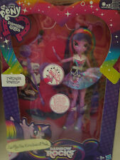 POUPEE PETIT PONEY TWILIGHT SPARKLE + ACCESSOIRES HASBRO A6780 DOLL LITTLE PONEY
