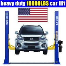 10,000lbs Car Lift L1000 2 Post Lift Car Auto Truck Hoist INQUIORY SHIPPING!
