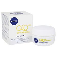 Nivea Visage Q10 Plus Anti-Wrinkle Day Cream 50ml