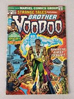 Strange Tales #169 (VG+) 1st App Of Brother Voodoo 1973 Marvel Comics *HOT KEY*