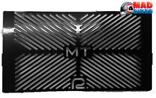 Renntec Yamaha Mt09 MT-09 Tracer radiador protector funda parrilla en negro