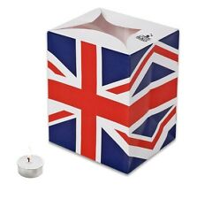 Small UK Flag Candle Bags - 5 Pack