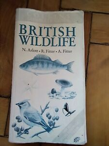 British Wildlife book