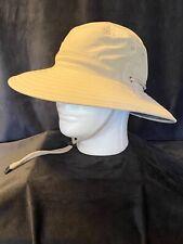 REI Sun Hat S/M w/Adjustable Chin Strap w/Keeper #36197