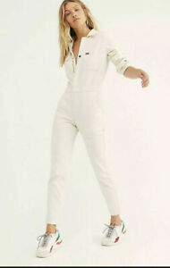LEE Vintage Modern Union-Alls Size Medium M One-Piece Jumpsuit Coverall Womens