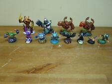 Lot of 12 Skylander Spyro's Adventure & Giants Figures Swarm Crusher Tree Rex