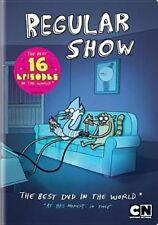Regular Show Best DVD in The World at This DVD Region 1 883929260478