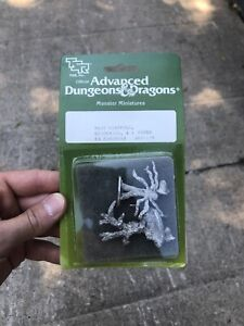 TSR Official Advanced Dungeons & Dragons 25mm Minis Kampfult Quickwood Pack 1983