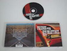 FRIENDS OF DEAN MARTINEZ/RETROGRADE(SUB POP SPCD 375) CD ALBUM