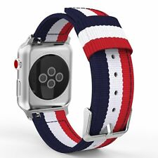 Apple Watch Series 3 / 2 / 1 38 mm Armband, Uhrenarmband Sportarmband Ersatzband